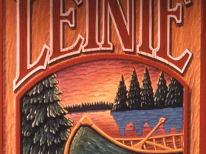 Leinie Lodge : Leinenkugel